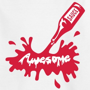 Awesome Sauce Shirts - Kids' T-Shirt