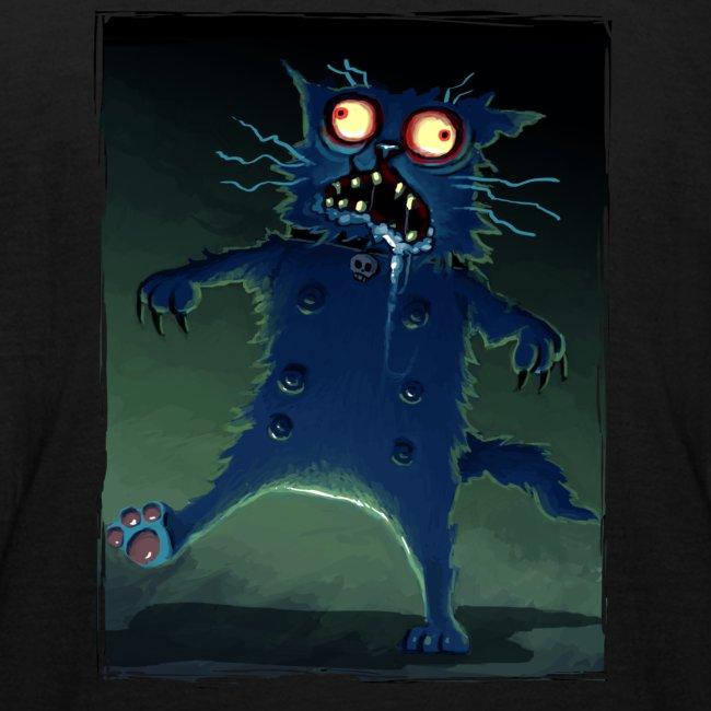 Walt the Cat - Zombie