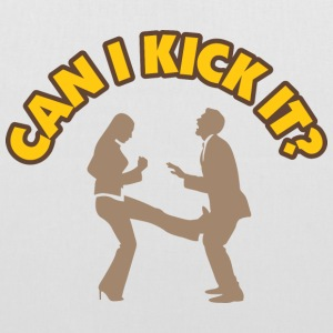 Can I Kick It 1 (dd)++2012 Vesker - Stoffveske