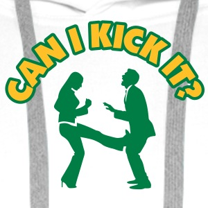 Can I Kick It 1 (2c)++2012 Gensere - Premium hettegenser for menn