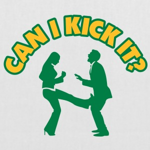 Can I Kick It 1 (2c)++2012 Tassen - Tas van stof