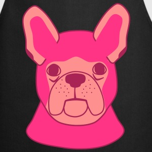 French Bulldog head  Aprons - Cooking Apron