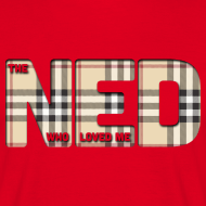Design ~ The Ned Who Loved Me