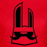 Design ~ Moustache Magic - Ladies T-Shirt