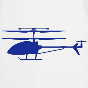 Helicopter modeling  Aprons - Cooking Apron