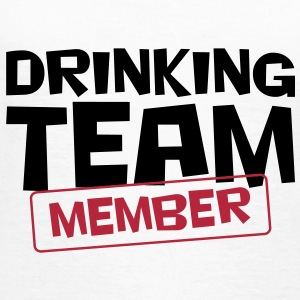 Drinking Team : Member T-Shirts - Frauen T-Shirt