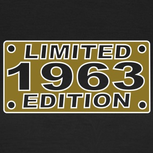 1963 limited edition Camisetas - Camiseta mujer