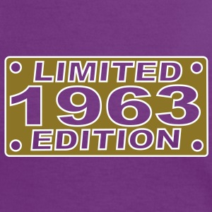 1963 limited edition T-shirts - Dame kontrast-T-shirt