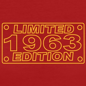 1963 limited edition T-shirts - Vrouwen Bio-T-shirt