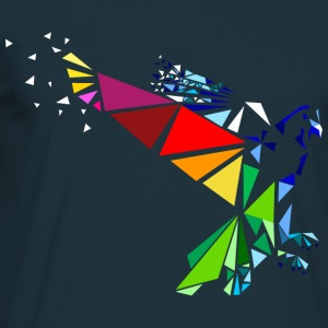 Organic Abstraction - Männer T-Shirt