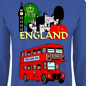 England London Big Ben Queens Guards london tower - Men's Sweatshirt