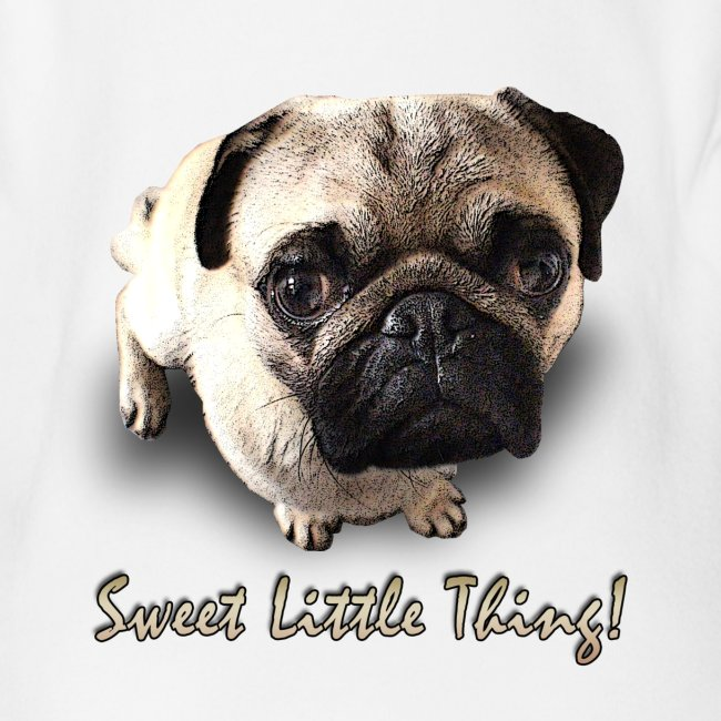 Mops Baby-Body Sweet Little Thing