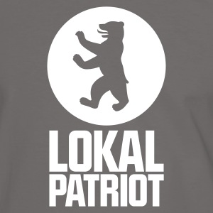 Lokalpatriot Berlin T-Shirts - Männer Kontrast-T-Shirt