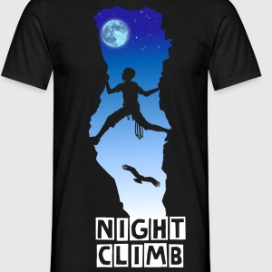 Night climb - Men's T-Shirt