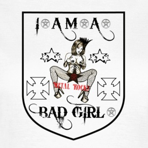 Bad Bad Girl - Women's T-Shirt