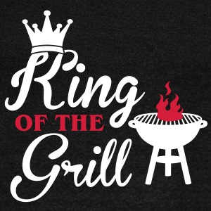 King of the Grill Felpe - Felpa con scollo a barca da donna, marca Bella