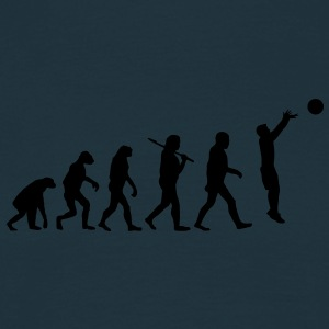 evolution of basketball T-Shirts - Men's T-Shirt