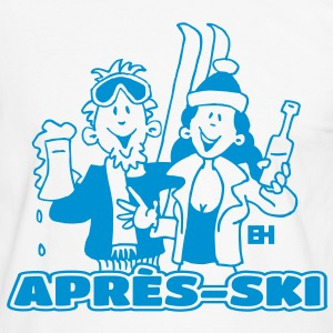 Après-ski T-Shirts - Men's Ringer Shirt