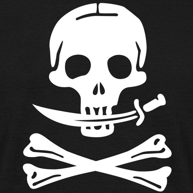 Piraten tshirt