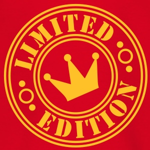 limited_edition_crown Shirts - Kids' T-Shirt