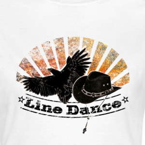 linedance - Frauen T-Shirt
