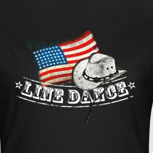 linedance-e - Women's T-Shirt