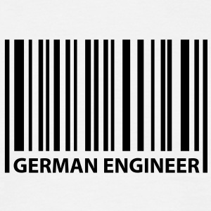 german engineer T-Shirts - Männer T-Shirt