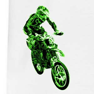 Enduro Jump Green T-Shirts - Teenager T-Shirt