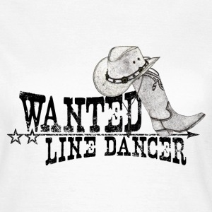 linedance - T-shirt dam