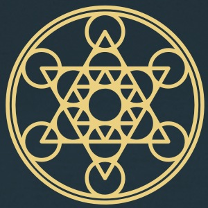 Metatrons Cube, Star Tetrahedron,  Flower of Life/ Tee shirts - T-shirt Femme