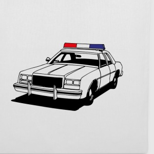 Police Car II Bags  - Tote Bag