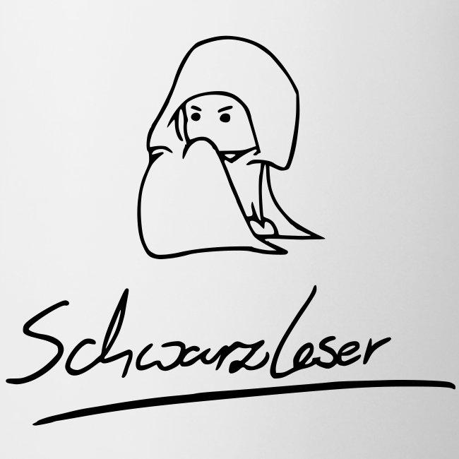 Motiv: Schwarzleser (neu)