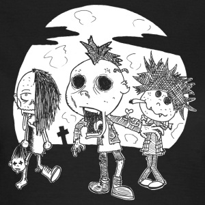Horrorpunks T-Shirts - Frauen T-Shirt
