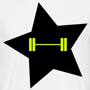 star weights - Men's T-Shirt