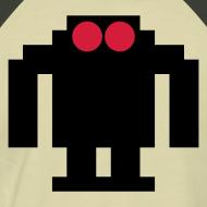 Design ~ 8 BIT ROBOT T-SHIRT