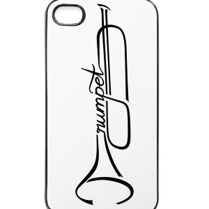 The Trumpet Other - iPhone 4/4s Hard Case