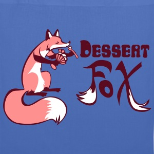 Dessert Fox Bags  - Tote Bag