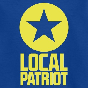Local Patriot Star T-Shirts - Teenager T-Shirt