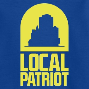 Local Patriot City T-Shirts - Teenager T-Shirt