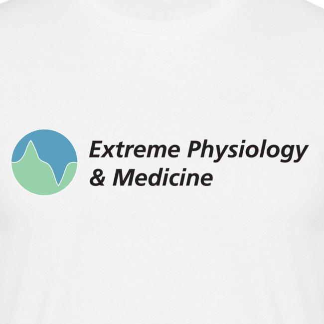 Extreme physiology & medicine men's t-shirt