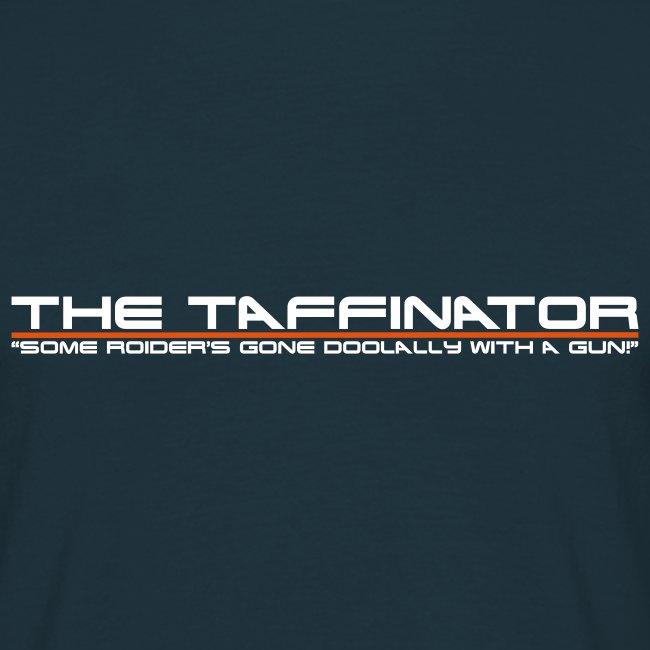 "Taffinator ""DOOLALLY"" Classic T-Shirt"
