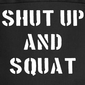 Shut Up And Squat Fartuchy - Fartuch kuchenny