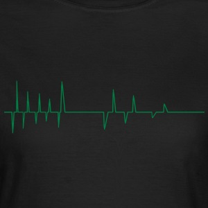 Heartbeat T-Shirts - Women's T-Shirt