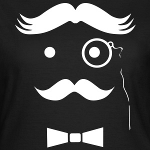 Very Wicked Uncle Moustache T-Shirts - Women's T-Shirt