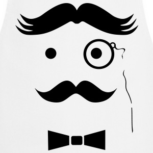 Very Wicked Uncle Moustache  Aprons - Cooking Apron