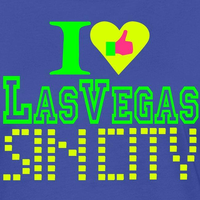 I like Las Vegas sin city