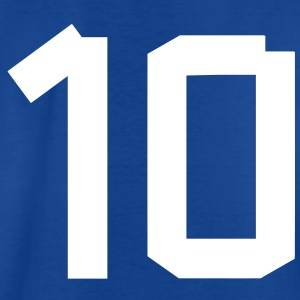 Number 10 Shirts - Kids' T-Shirt