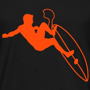 surfing T-shirts - Mannen T-shirt
