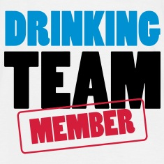 Drinking Team : Member T-Shirts
