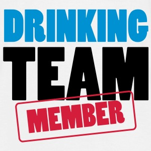 Drinking Team : Member T-Shirts - Men's T-Shirt